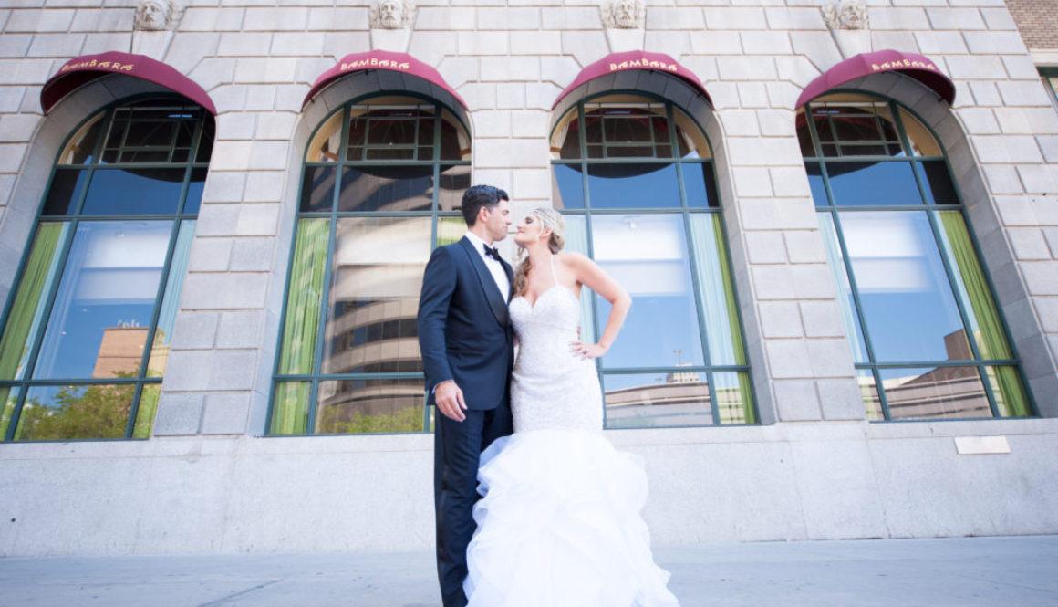 Domina + Ben Wedding @ Greek Orthodox Church, Salt Lake City, Utah