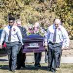 carrying the casket cemetery photography for funerals Ryan hender films