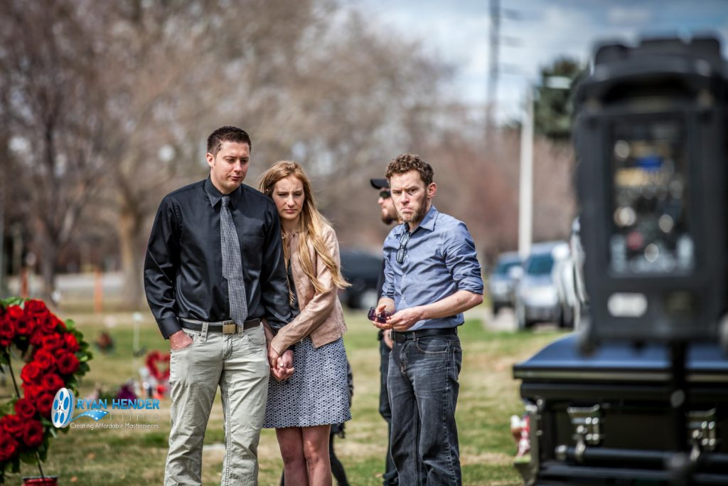 funeral photography utah Ryan hender films