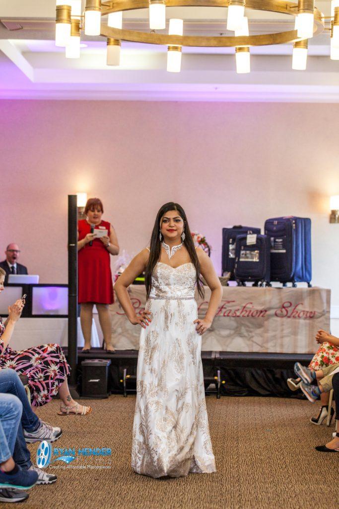 bridal fashion show salt lake city utah wedding photography