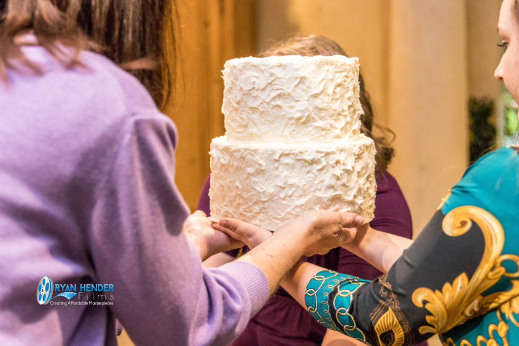wedding cake wedding photography utah