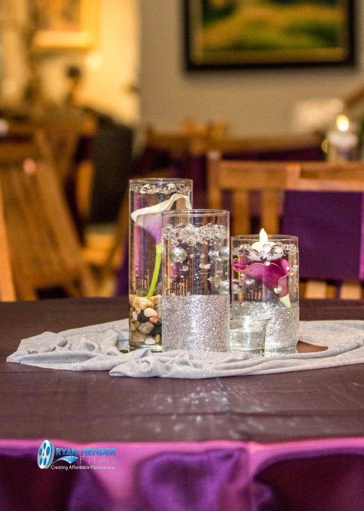 wedding centerpiece wedding photography utah