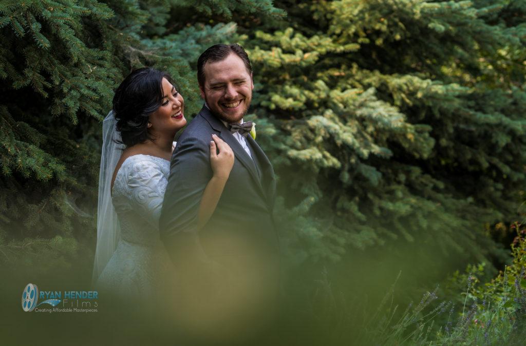 Memorial House at Memory Grove Park wedding photography