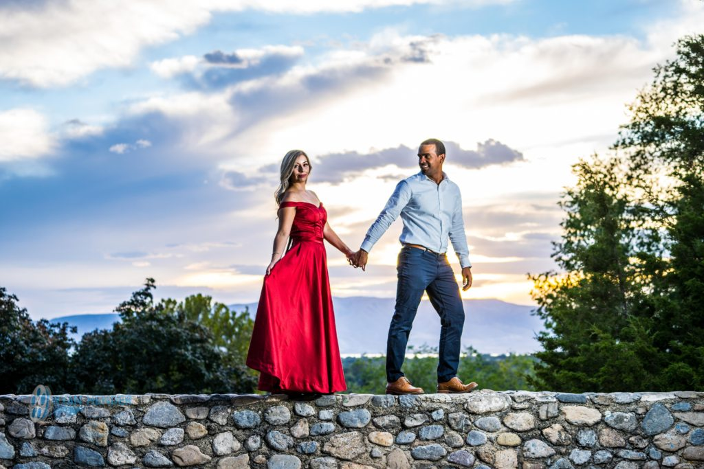 destination wedding photography engagement photos