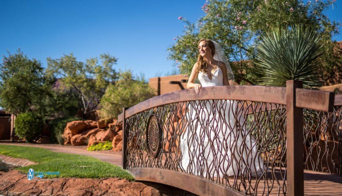 southern utah wedding photography