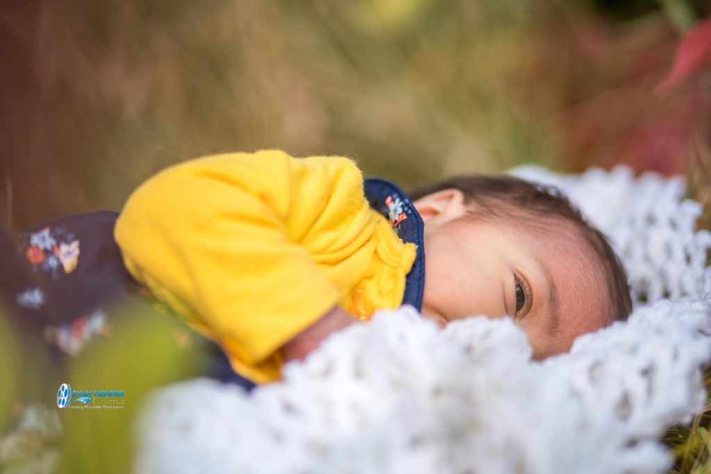 newborn baby photo shoot